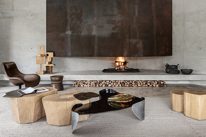 Laguna Coffee Table by OKHA