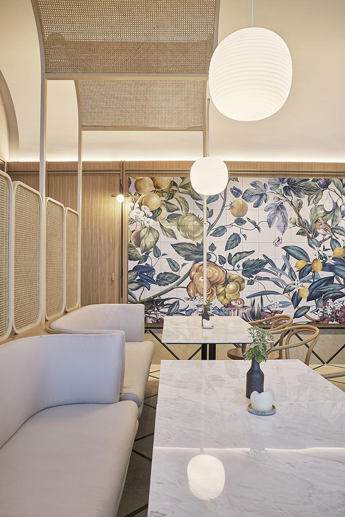 Oxalis Restaurant by Sò Studio