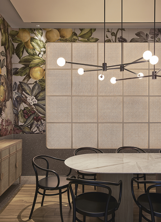 Oxalis Restaurant by Sò Studio