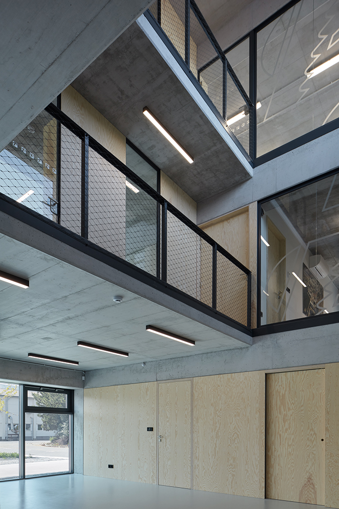 Pilana Karbid Manufacturing and Administrative Building by ellement architects