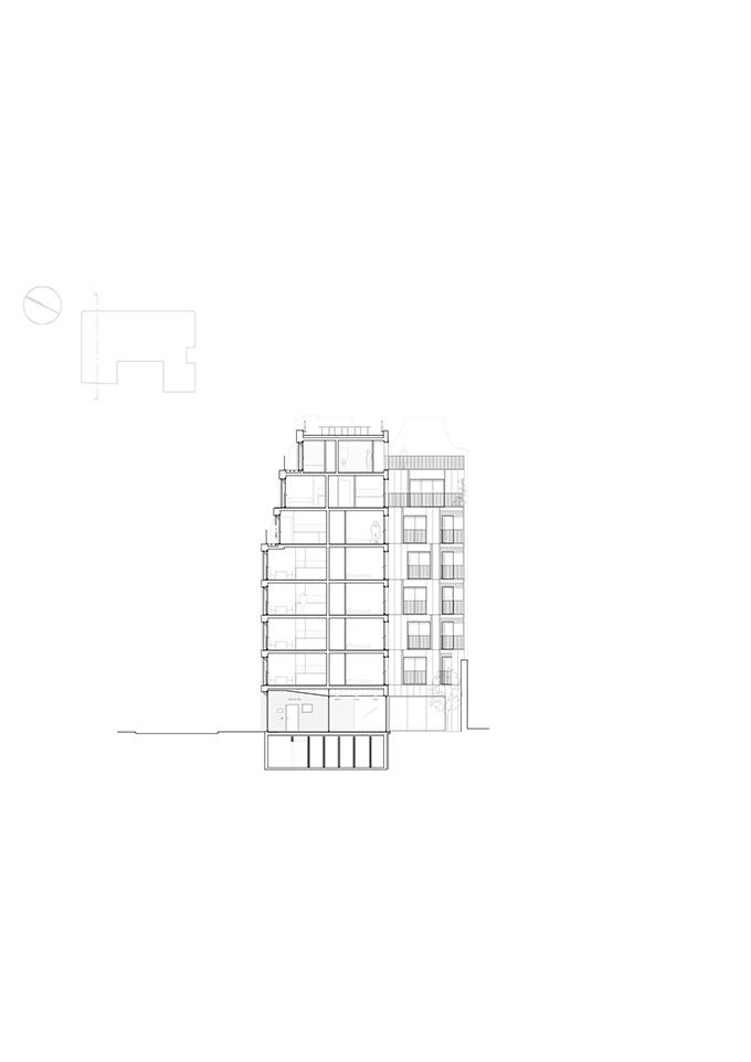 Social Housing Units by Avenier Cornejo Architectes