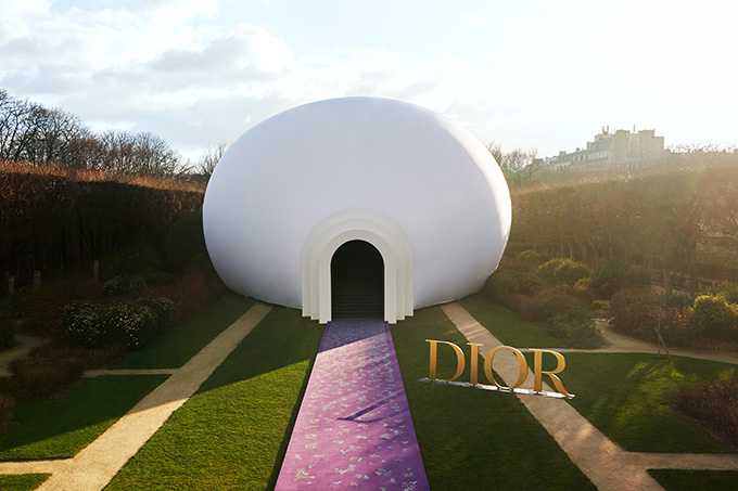 The Female Divine by Judy Chicago for Dior Haute Couture Spring-Summer 2020 Show