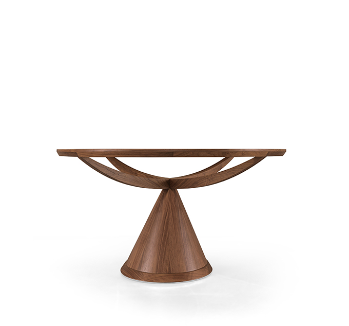 Vasco table by Wewood