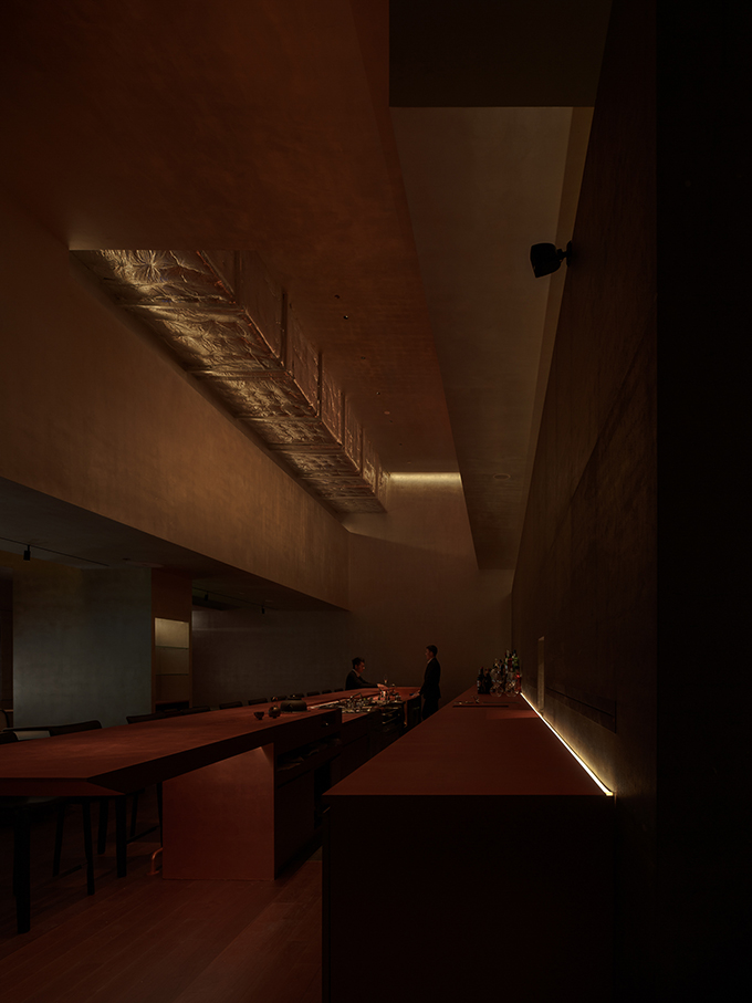 Voisin Organique Restaurant & Lounge by Various Associates