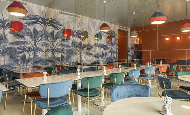 Boa Boa restaurant by Vito Nesta