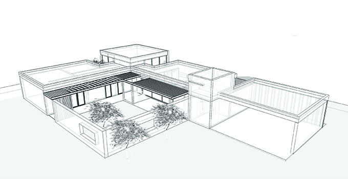 Casa GD by FLV Arquitectura