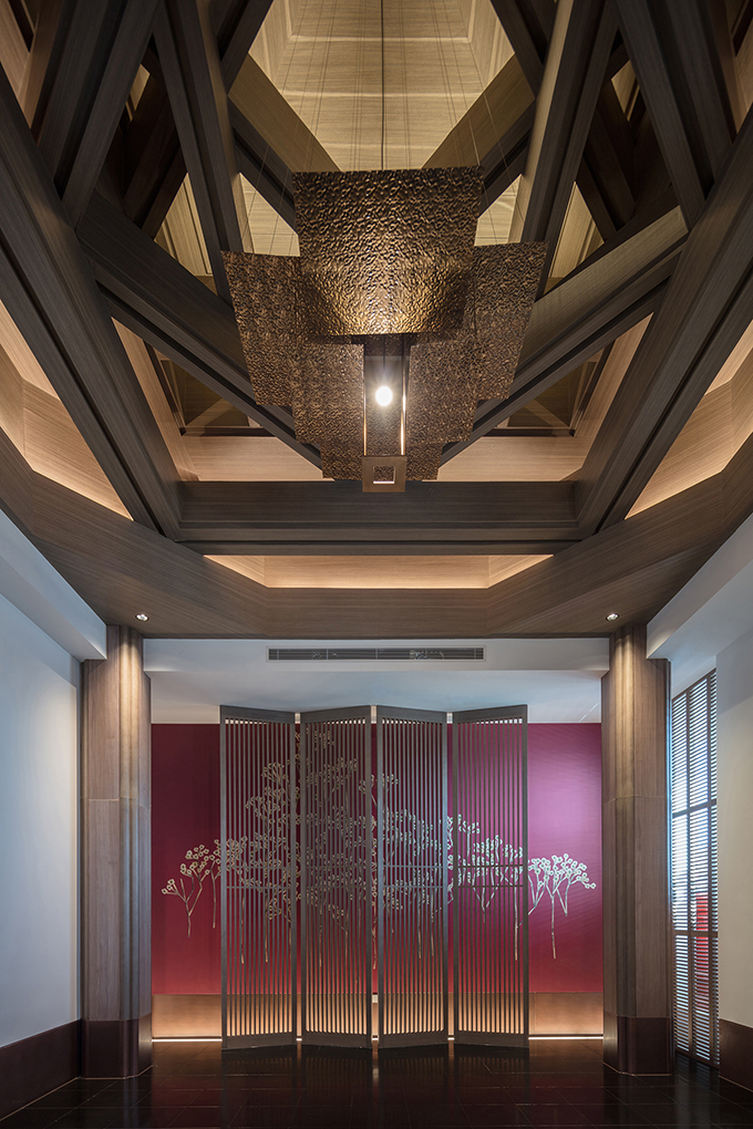 Cultural Centre of Longfu Building by W Studio