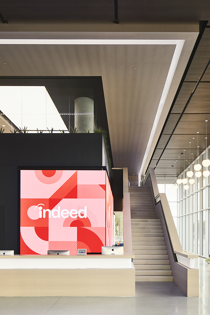 Indeed's New Austin Headquarters by Specht Architects