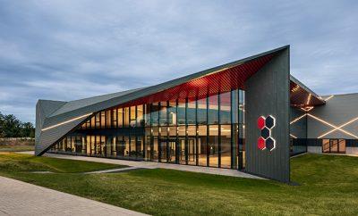 Kirsch Pharma HealthCare's Factory by SAOTA