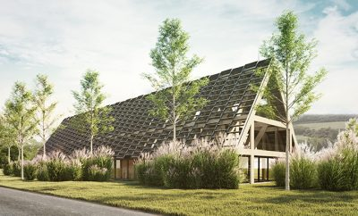 Kloboucká lesní by Mjölk Architekti