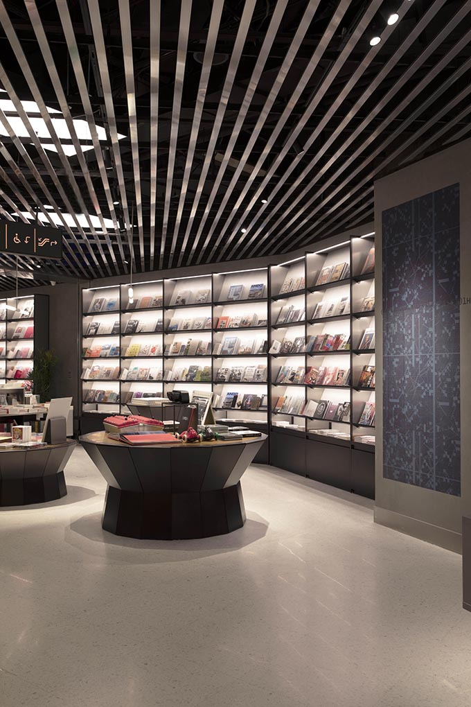 SKP-S Department Store by Sybarite