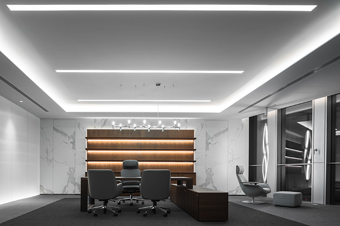 Vniau Office by AFFD Design Firm