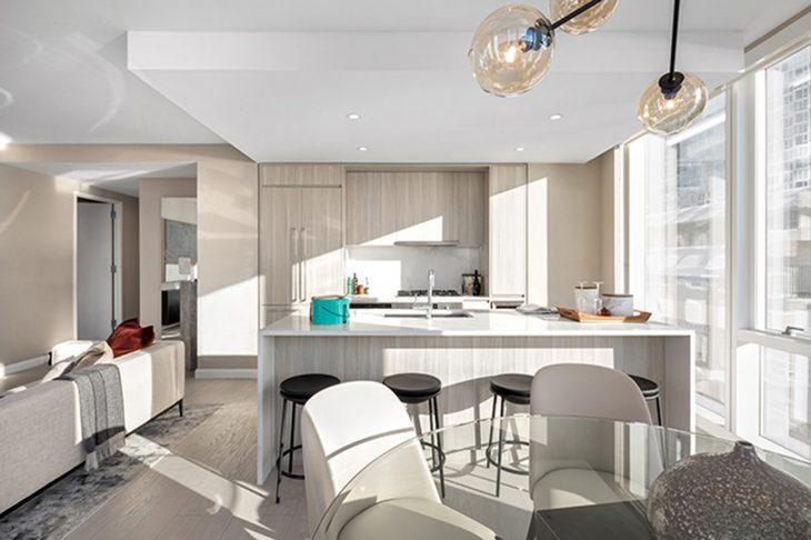 Take A Look Inside Waterline Square S Luxury Rental Residences