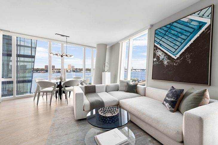 Take a Look Inside Waterline Square's Starchitect-Designed Luxury Rental Residences