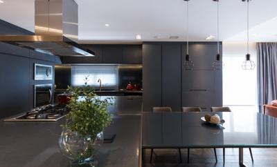Apartment GB by Bibiana Menegaz - Arquitetura de Atmosfera