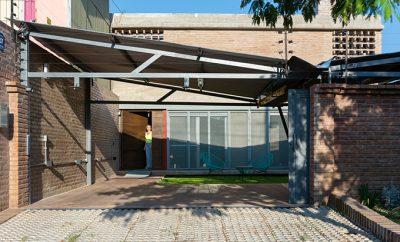 CARMELA HOUSE by ABUD + NOMADA Architects