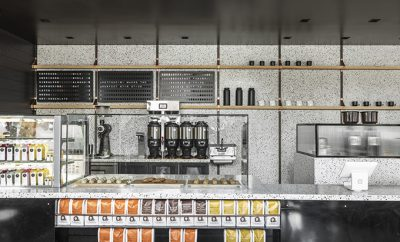 Coffeebar by Walker Warner Architects and Nicole Hollis