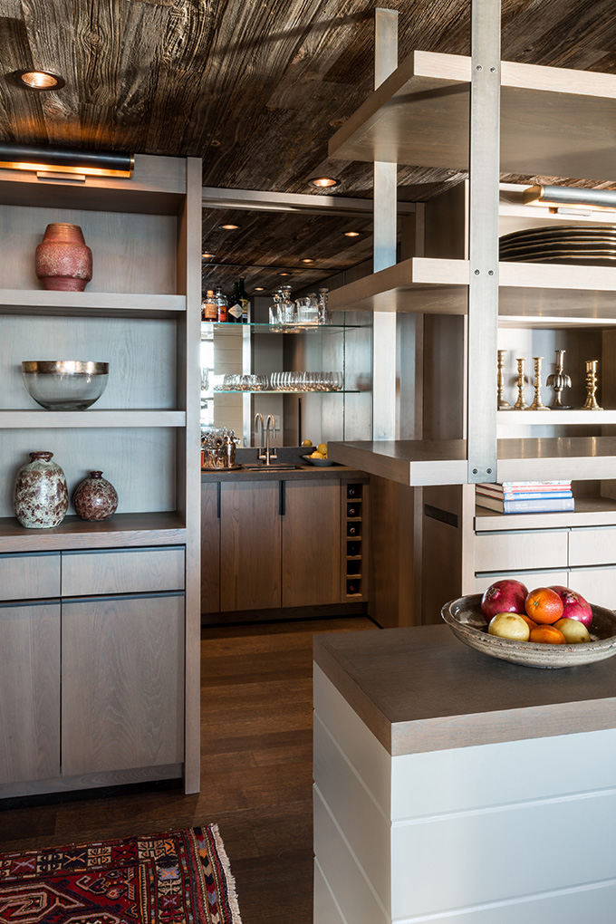 Continental Place Apartment by Hoedemaker Pfeiffer