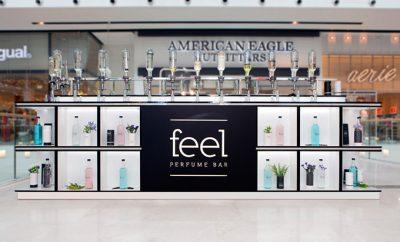 Feel - Perfume Mall Bar by Dana Shaked