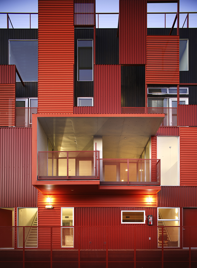 Formosa1140 by Lorcan O'Herlihy Architects