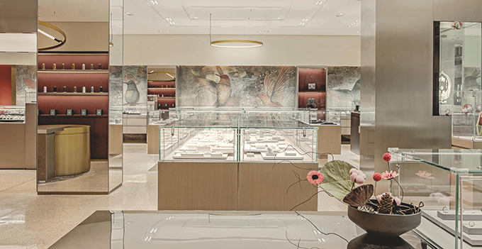 PINZHEN GALERIES Flagship Store in Beijing by STUDIO8