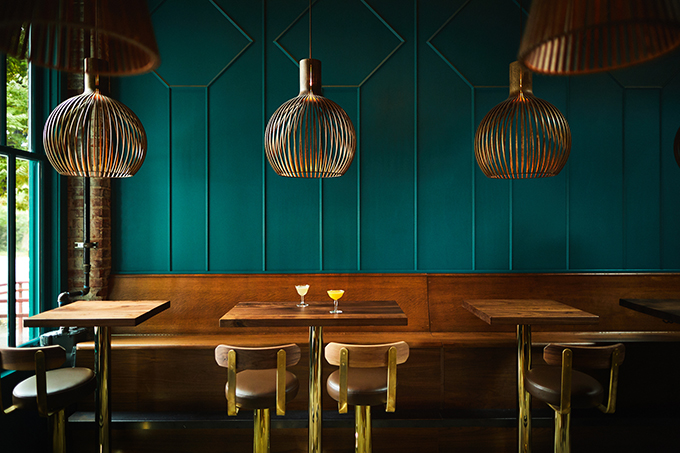 Rupee Bar by Heliotrope Architects
