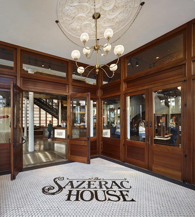 Sazerac House by Trapolin-Peer Architects