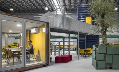 Spectris Innovation Centre by STUDIUM