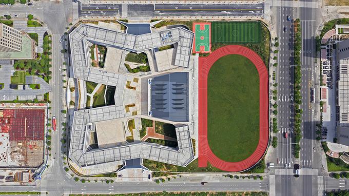Yongjiang Experimental School by DC Alliance