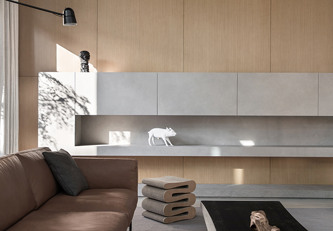 A Desired Home by Liang Architecture Studio
