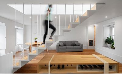 Casa Matias Alves by Joana Marcelino Studio