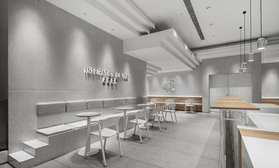 HEYTEA at One Avenue by MOC DESIGN OFFICE