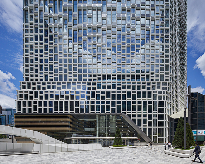 Hanwha HQ by UNStudio