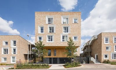 Key Worker Housing University of Cambridge by Mecanoo