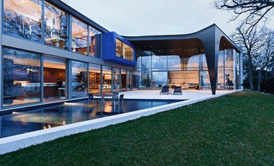 Lake House by ARRCC