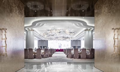 L'hotel Nina Ballroom & Nina Bridal Suite by CL3 Architects Limited