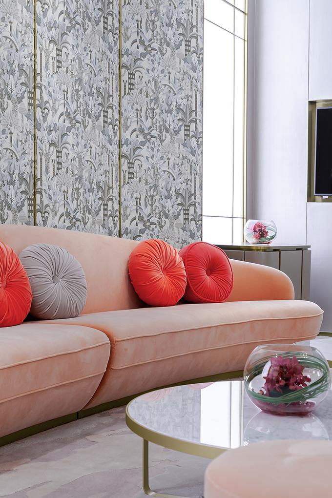 L'hotel Nina Ballroom & Nina Bridal Suite by CL3 Architects Limited
