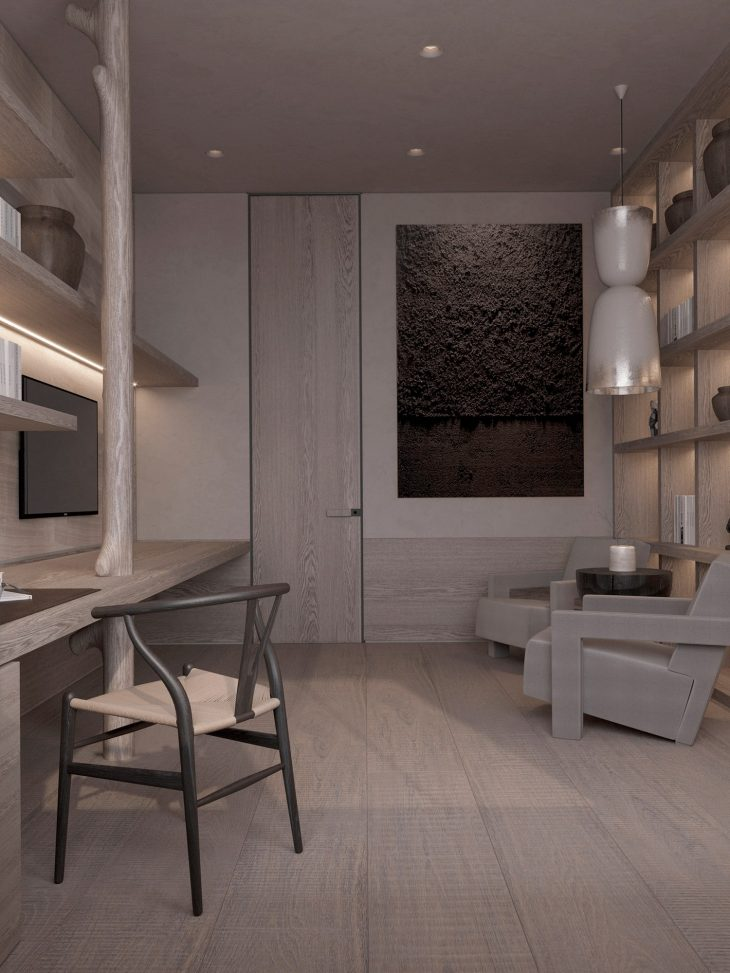 Manna Apartment by Sergey Makhno Architects