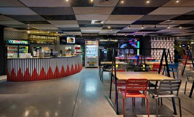 Ofer Shechter's Bowling Alley by Dana Shaked