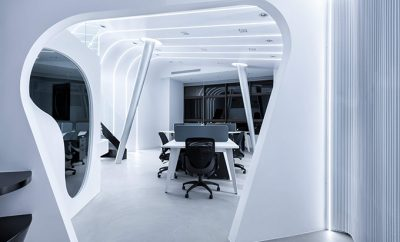 Space Travel Technology by CHI-TORCH Interior Design