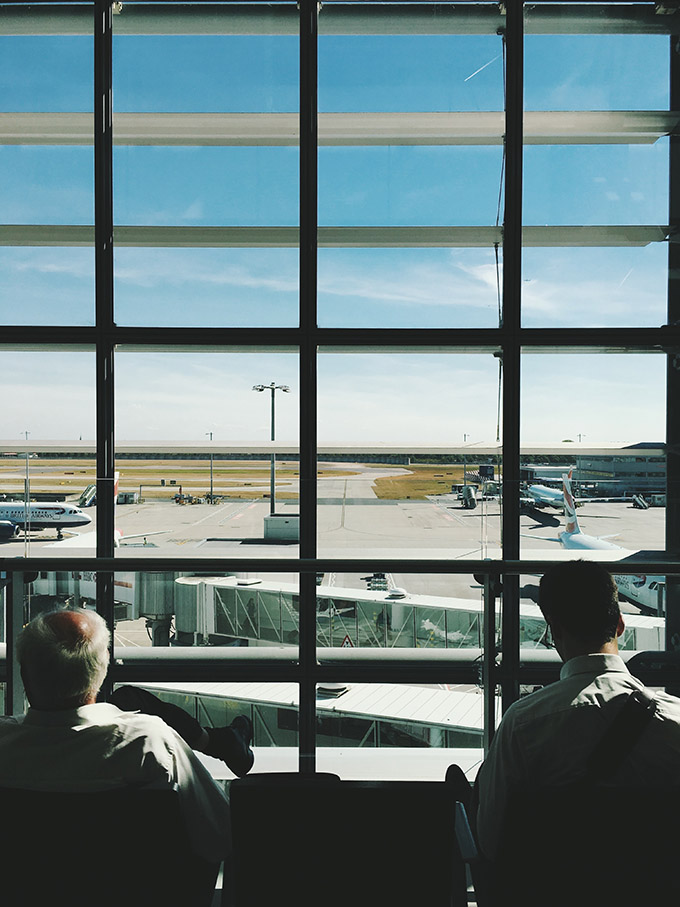 5 Works of Art From Airports Around the World