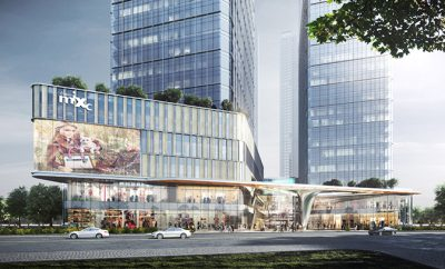 China Resources' MixC Market Hall by 10 DESIGN
