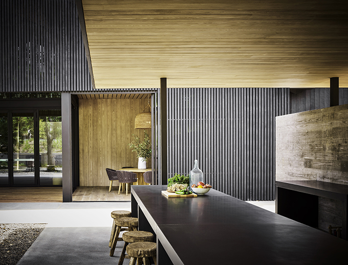 House of Flowers by Walker Warner Architects