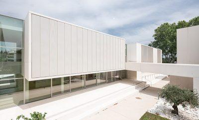 MMSH - Maison Méditerranéenne des Sciences de l'Homme by Panorama Architecture