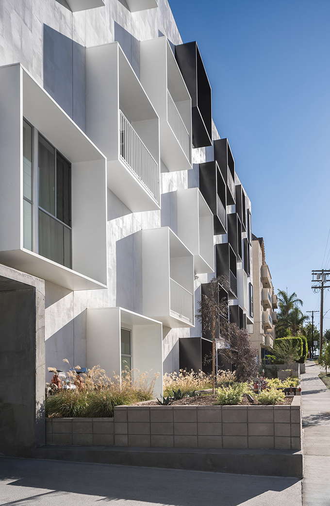 Mariposa1038 by Lorcan O'Herlihy Architects