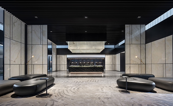 """The """"Jin """" Life Aesthetics Hall by LWM ARCHITECTS + Shanghai Yue Jie"""