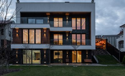 Vatra House by Sergey Makhno Architects