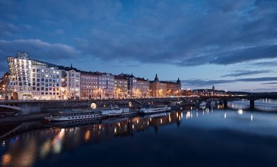 Revitalization of Prague's Riverfront Area by petrjanda/brainwork