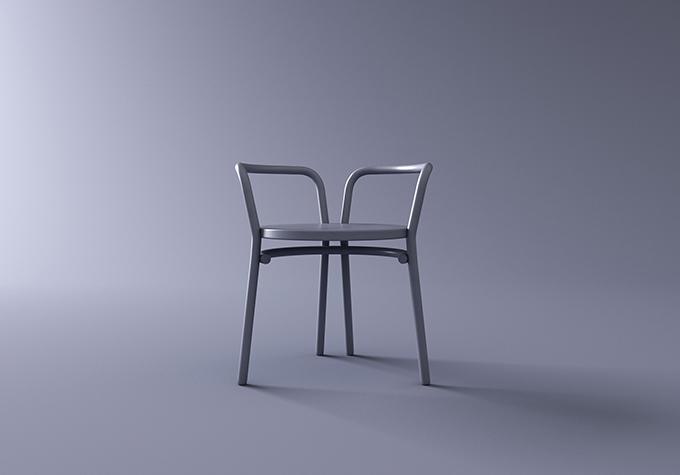 AIRE CHAIR by Puigmigliore Studio