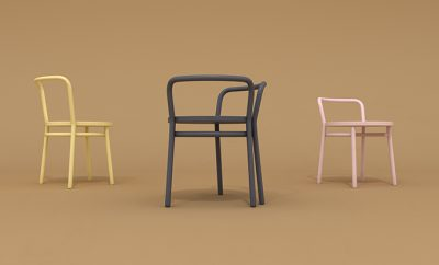 AIRE CHAIR by Puigmigliore Studio
